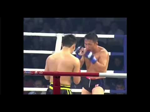 One of China's OG MMA Fighters - Dai Shuang Hai
