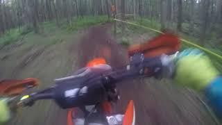 2. 2019 KTM 350 XC-F Demo Ride