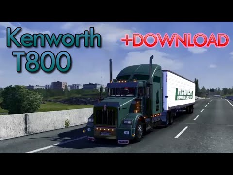Kenworth T800 v1.15.x