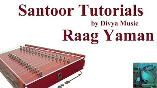 How to play Santoor