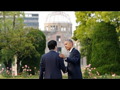 Ιαπωνία: Οι αντιδράσεις των Ιαπώνων στην επίσκεψη Ομπάμα