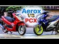AEROX 155 vs PCX 150 (TOP SPEED)!! You Won't Believe who is FASTER!