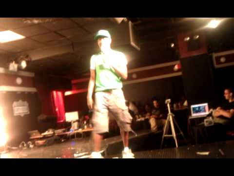 Comedian Smokey Suarez @ Mic Check Wednesday
