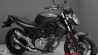 2. 2013  SUZUKI  SFV650 GLADIUS 650 - National Powersports Distributors