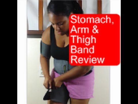 Gold's Gym Exercise Waist Trainer, Arm Trainer & Thigh Trainer Review
