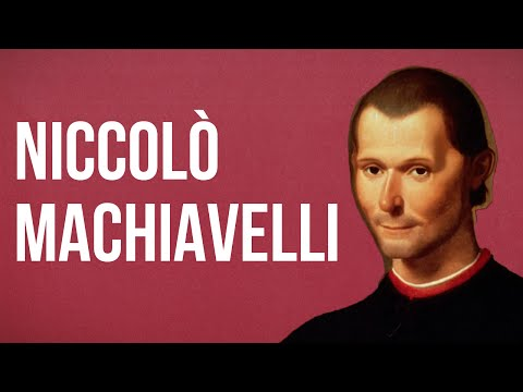 machiavelli as a humanist Niccolò machiavelli (1469—1527) machiavelli was a 16th century florentine philosopher known primarily for his political ideas his two most famous philosophical books, the prince and the discourses on livy, were published after his death.