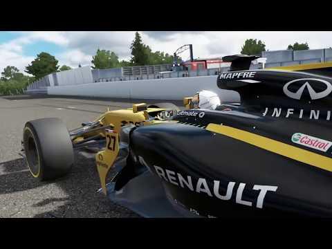 Forza 7 Nurburgring 4:46 Renault F1