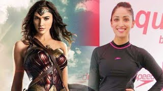 Yami Gautam REACTS On Being Compared To Wonder Woman