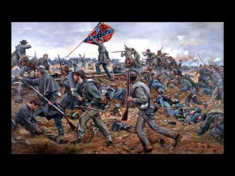 Confederacy - 2nd South Carolina String Band -- Southern Soldier. I'll place my knapsack on my back, My rifle on my shoulder, I'...