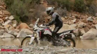 10. 2016 Honda CRF1000L Africa Twin Review