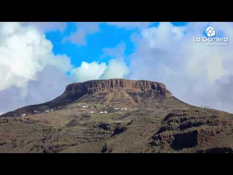 Beautiful Gomera Timelapse