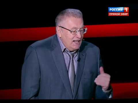 Анекдот от Жириновского (видео)
