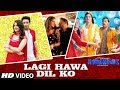 Lagi Hawa Dil Ko Video Song | NAWABZAADE | Raghav Juyal, Punit J Pathak, Isha Rikhi, Dharmesh