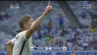 Gols Corinthians 2 x 3 Cruzeiro - Campeonato Brasileiro 2016. Partida pela 38 rodadaCLIQUE NO LINK E SE INSCREVA: http://www.youtube.com/channel/UCh6ktpH93du7l7ErTeo-2Iw?sub_confirmation=1Gostou do vídeo?   Então clique no Goste!!!------------------------------------------------------------------------------------------Compartilhe nas suas Redes Sociais:- SIGA/CURTAFacebookhttps://www.facebook.com/CopaMBrasilGoogle +https://plus.google.com/u/0/b/100471053075805801959/Twitterhttps://twitter.com/boladefutebolbrLink Vídeohttps://youtu.be/AOeo9PSNSAM
