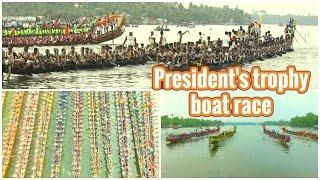 President's trophy Boat race, Kollam
