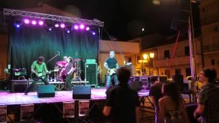 Concerto della Band UZEDA a Brancaleone (RC) 5 Luglio 2014