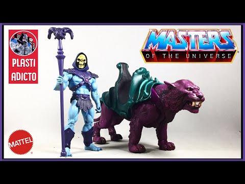 Motu Masters Of The Universe Classics Panthor Mattel