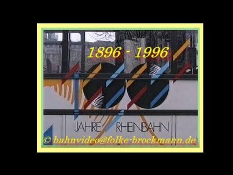 100 Jahre Rheinbahn Düsseldorf