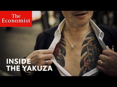 Japan's Yakuza, Inside the syndicate