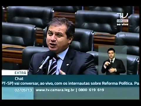 02/09/2013 – .Simplício Araújo pede anulação da sessão de cassação do Natan Donadon