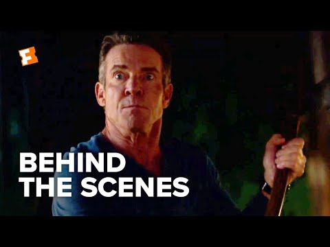 The Intruder Behind the Scenes - Dennis Quaid (2019) | FandangoNOW Extras