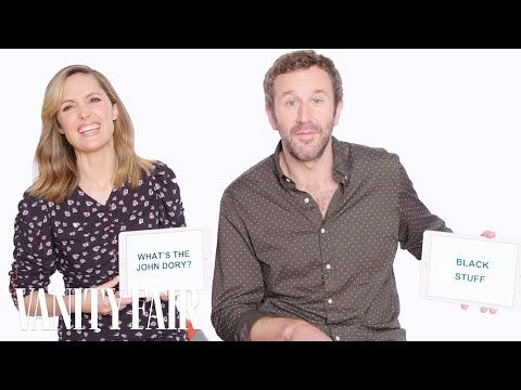 Rose Byrne and Chris O  Dowd Teach Australian and Irish