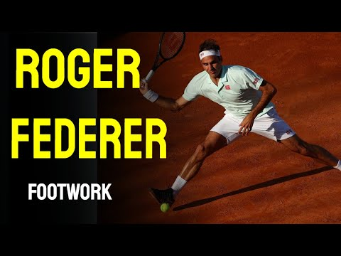 How to use the Roger Federer Forehand Footwork trick
