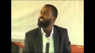 Ustaz Abubaker ahmed Ethio Muslim  Committee  Leader