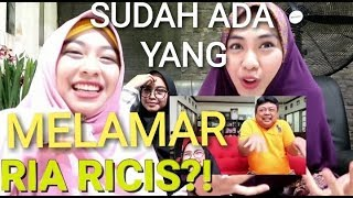 "Video ""MELAMAR"" RIA RICIS?! QNA RUSUH! #SISTEREDITION #41 #OKISHINDYRICIS 