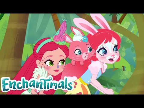 Flamingo Lake | Enchantimals | Tales From Everwilde: Junglewood🌴| Episode 10