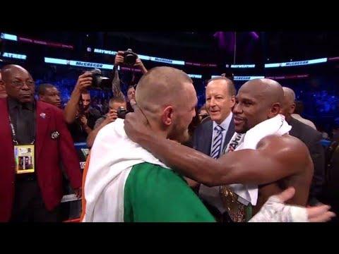 Floyd Mayweather Vs Conor McGregor Full Fight 2017 & Highlights HD