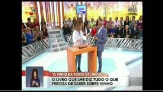 Você na TV - O Vinho na Ponta da Língua