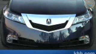 Acura TL Video Review - Kelley Blue Book
