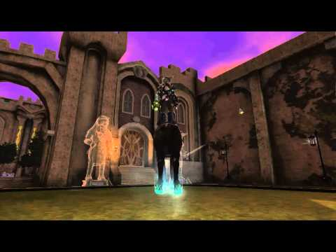 EverQuest II Trick Riding