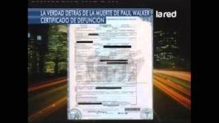 Salfate Presenta La Verdad Detrás De La Muerte De Paul Walker (Parte 1)