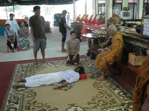 หญิงโดนของ พระมีดหมอ ตรีเพชรโปรดักชั่น ทีทีวีนิวล์www.ตรีเพชรไทยแลนด์.com