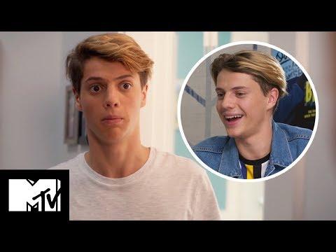 Jace Norman Reveals His Most Embarrassing Moment & JoJo Siwa Blurt Sequel   MTV Movies