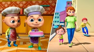 Video Zool Babies Series - Food Trap Episode | Cartoon Animation For Kids | Videogyan Kids Shows MP3, 3GP, MP4, WEBM, AVI, FLV April 2018
