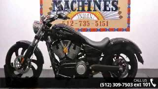 7. 2008 Victory Vegas 8-Ball  - Dream Machines Indian Motorc...