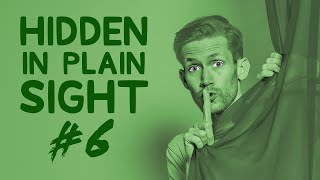 Can You Find Him in This Video? • Hidden in Plain Sight #6