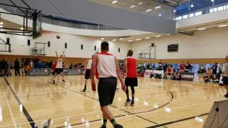 Fiba 3x3 Canada Quest tournament in Winnipeg, Canada 2017.
