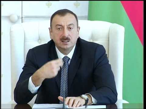 İlham Əliyevin Nazirlər Kabinetinin iclasında yekun nitqi. 16.04.2012
