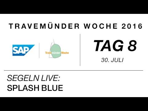 Segeln: Travemünder Woche 2016 - Tag 8 30.07.2016
