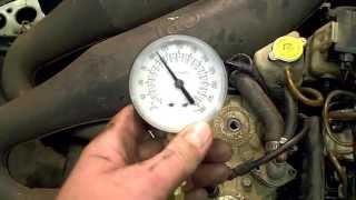 8. LOT 1815A 2002 Ski Doo Summit 800 Engine Compression Test