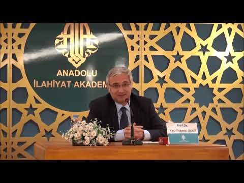Prof.Dr. Kaşif Hamdi OKUR - Mezhepleşme Öncesi İctihâd Faaliyetleri
