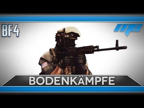 Battlefield 4 Bodenkämpfe im Überblick – Waffen, Gadgets und Mehr (BF4 Gameplay/GameDoku)