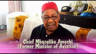 Buhari is bent on destroying Nigeria - Mbazuluike Amaechi [1]