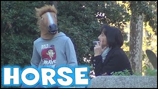 The Prankers presents Staring at people horse face VERSION!Thank you guys so much for watching!Like The Video? Subscribe For More: http://www.youtube.com/subscription_center?add_user=theprankersprankGoogle+ : https://plus.google.com/u/1/b/102011105391383810890/102011105391383810890?pageId=102011105391383810890Instagram : http://instagram.com/theprankers_youtube