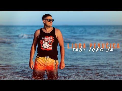 Tebi lako je – Ljubomir Perućica – nova pesma i tv spot