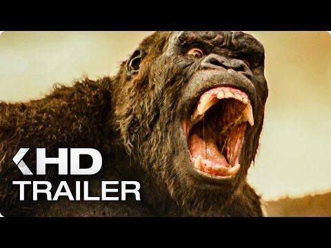 Kong Skull Island Movie Trailer 1